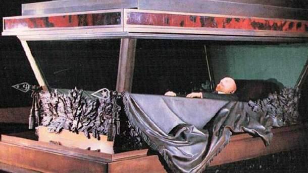 Володимира Леніна хочуть похоронити