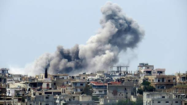В Сирії надалі гинуть російські військові