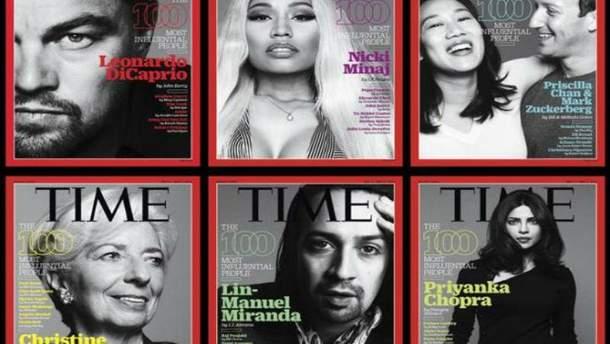 Time опублікував топ-100 найвпливовіших людей світу