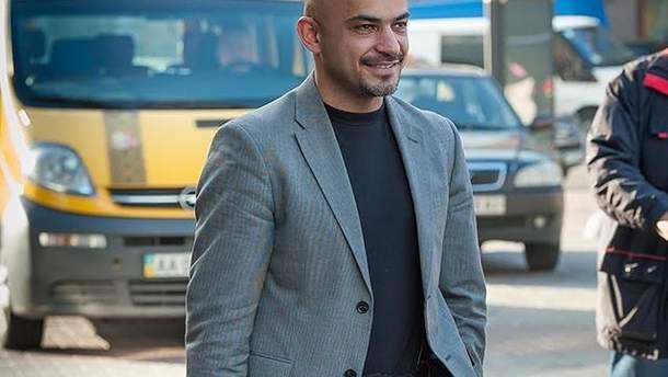 Найем прокомментировал задержание  Мартыненко