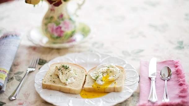 Що варто їсти на сніданок