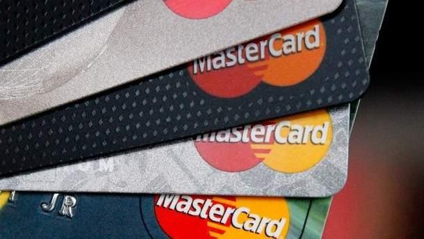 Картки Mastercard