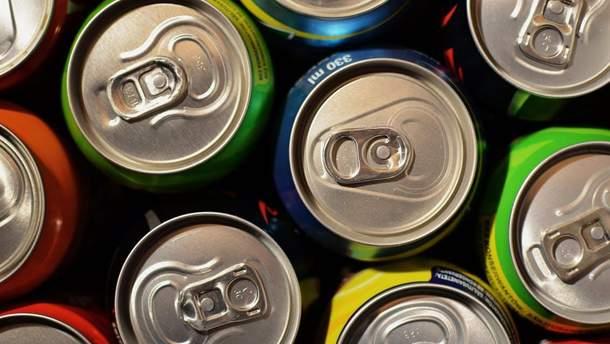 Газовані напої шкодять мозку