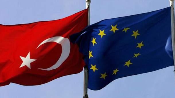 ВІдносини Туреччини і ЄС вже не будуть такими, як раніше