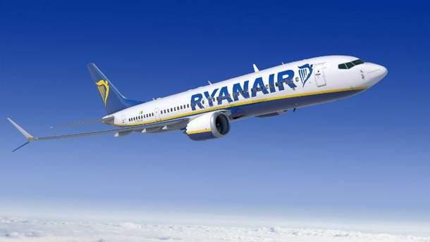 Ryanair в Украине