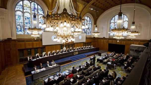 Міжнародний суд ООН