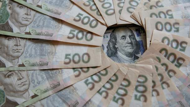 Наличный курс валют: гривна снова дорожает