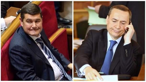 Олександр Онищенко та Микола Мартиненко