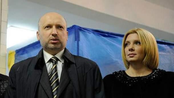 Александр и Анна Турчиновы