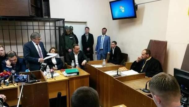 Суд у справі Мартиненка