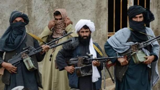 В Афганістані таліби атакували базу