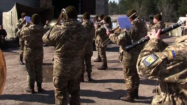 Оркестр на Луганщине