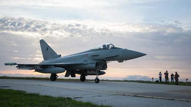 Самолеты НАТО вылетали по тревоге рекордное количество раз в 2016 году