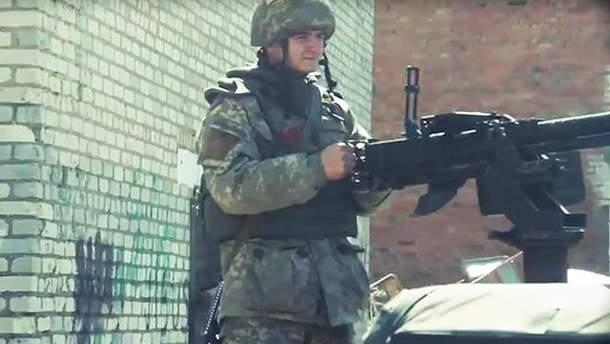 Украинский пулеметчик рассказал о своей службе в АТО