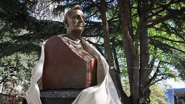 Пам'ятник Рузвельту