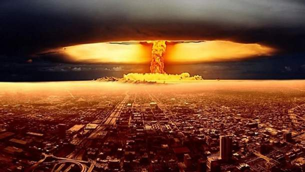 Ядерный удар