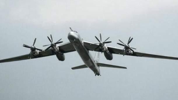 Бомбардировщики Ту-95