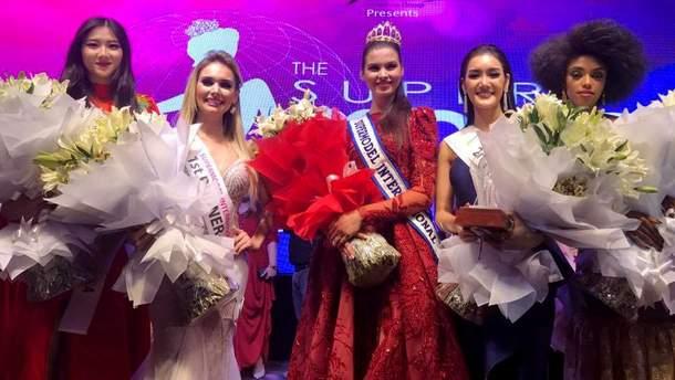 Українка перемогла у міжнародному конкурсі супермоделей