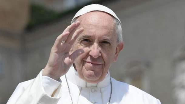 Папа римський порівняв центри для мігрантів з концтаборами