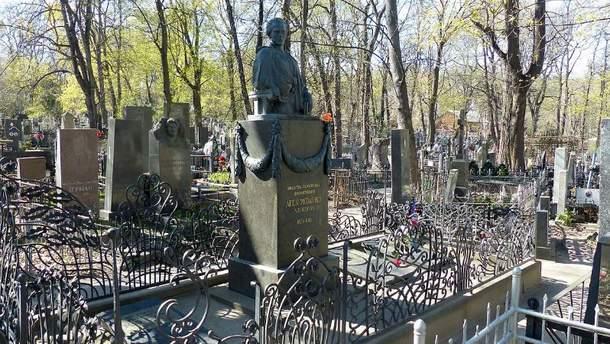 Могила Лесі Українки в Києві