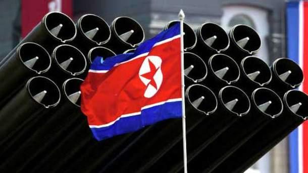 Китай требует уничтожить ядерное оружие в КНДР