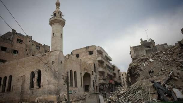 Сирійська провінція Ідліб