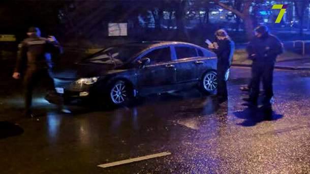 Военный прокурор в нетрезвом состоянии управлял авто