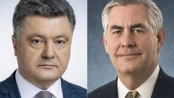 США запевнили Україну у своїй підтримці