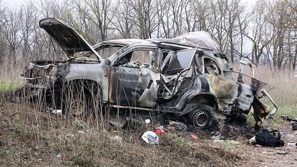 Госдепартамент США прокомментировал подрыв авто СММ ОБСЕ на Донбассе