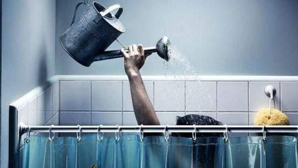 Кияни можуть залишитись без гарячої води