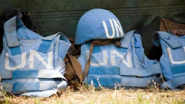 Миротворчі сили ООН
