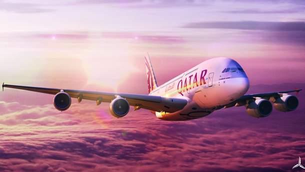 Qatar Airways літатиме з Києва
