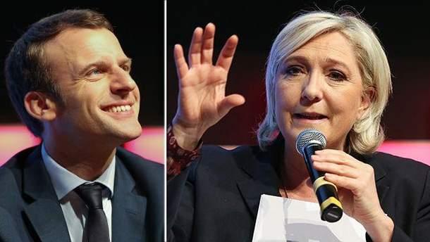 Выборы во Франции: Макрон или Ле Пен?