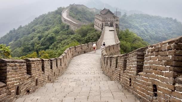 Великая Китайская стена может рухнуть в течение 20 лет