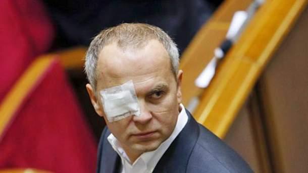 Шуфрич образився за заборону для Лоліти потарпити в Україну
