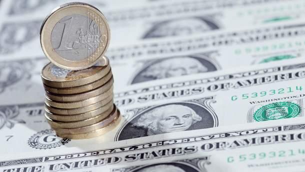 Євро додав у ціні