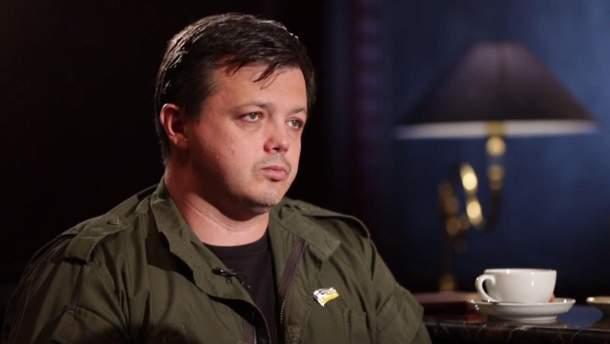 Семён Семенченко