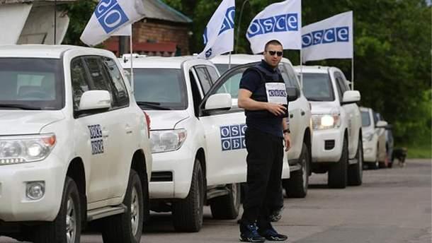 СММ ОБСЄ відновила патрулювання на Донбасі
