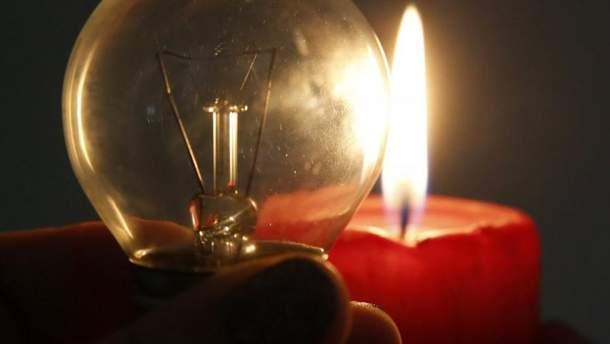 Несмотря на объявление блокады Украина продолжала поставки электричества?