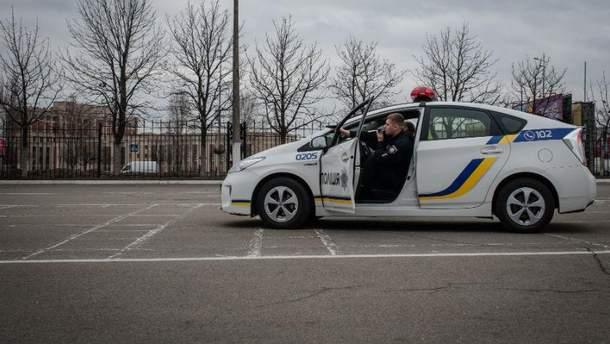 Поліція відкрила стрілянину (Ілюстрація)