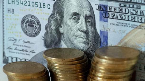 Курс валют на 26 апреля