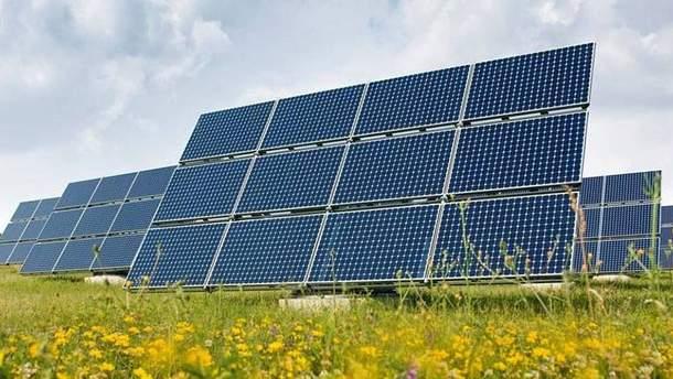 Сонячна електростанція
