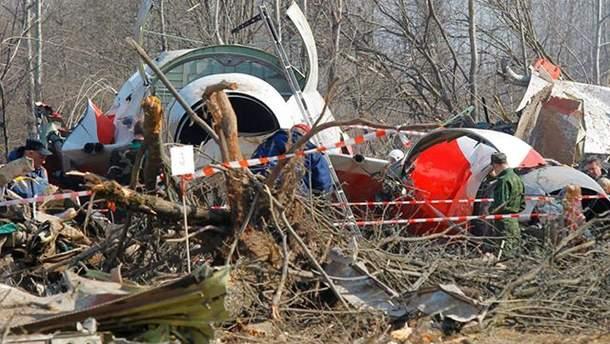 Польша предоставила новую информацию в рамках расследования Смоленской катастрофы