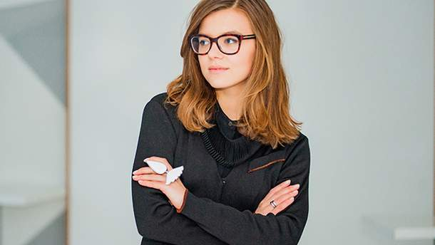 Анастасия Деева получила орден