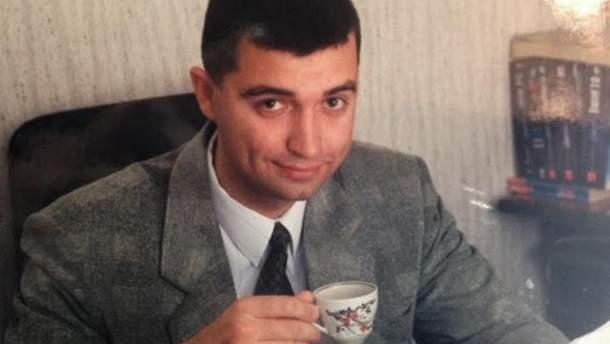 Андрій Лугін порізав собі вени