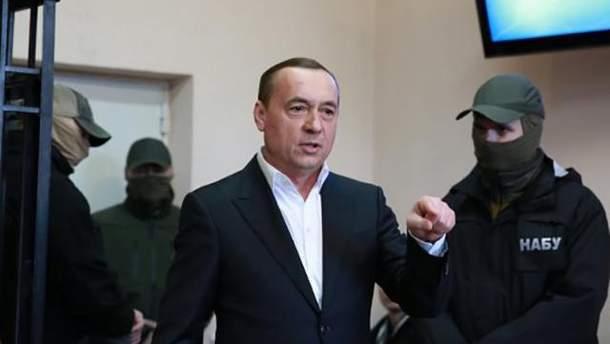 САП оспаривает меру пресечения Николаю Мартыненко