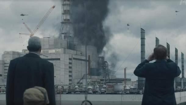 Фильмы о Чернобыле