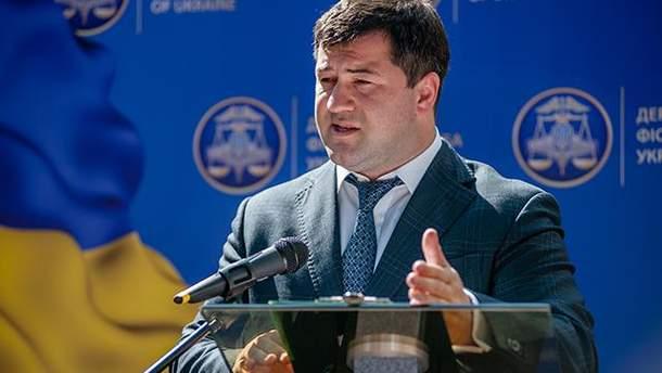 Роман Насиров планирует вернуться на пост главы ГФС