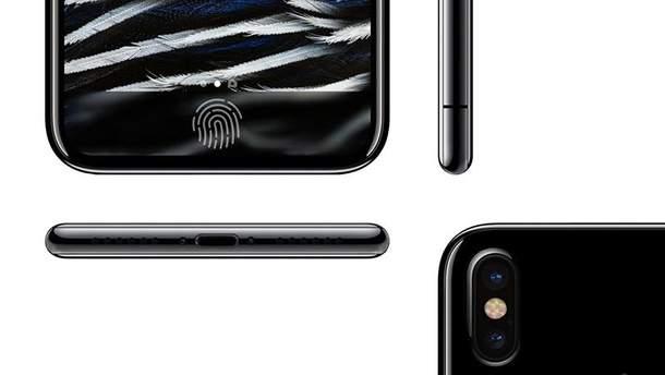 iPhone 8 мають презентувати восени