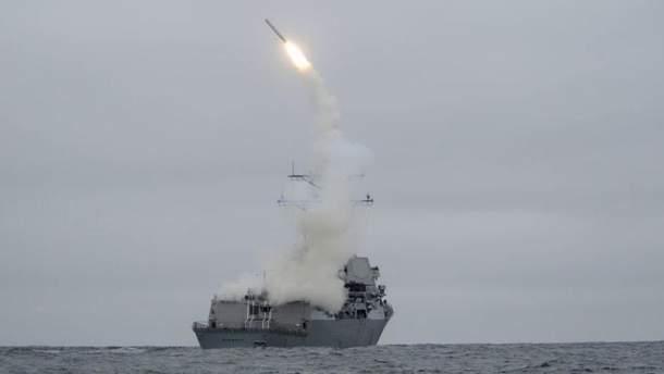 Россия боится удара со стороны США